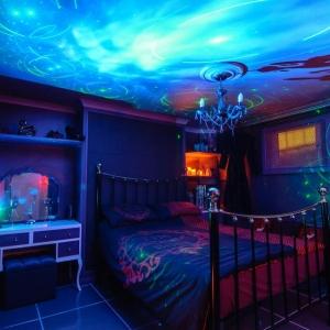 The Erotic Boudoir Bedroom